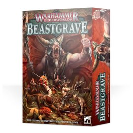 GAMES WORKSHOP WAR 60010799007 WH UNDERWORLDS BEASTGRAVE STARTER SET
