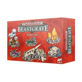 GAMES WORKSHOP WAR 99120799004 WH UNDERWORLDS BEASTGRAVE PRIMAL LAIR