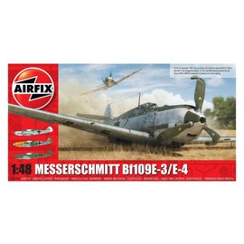 AIRFIX AIR 05120B MESSERSCHMITT BF109E 1/48 MODEL KIT
