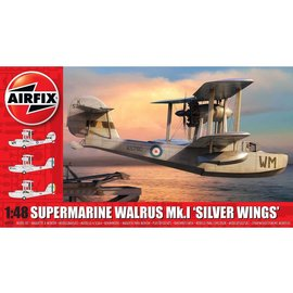 AIRFIX AIR 9187 SUPERMARINE WALRUS 1/48 MODEL KIT