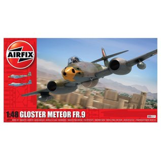 AIRFIX AIR 9188 GLOSTER METEOR FR9  1/48 MODEL KIT