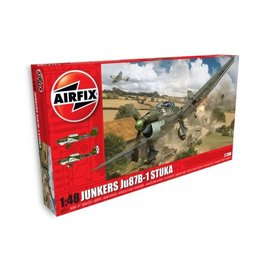 AIRFIX AIR 7114 STUKA JUNKERS JU87B-1 MODEL KIT