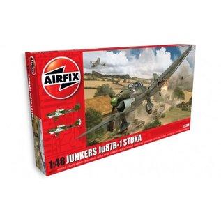 AIRFIX AIR 7114 STUKA JUNKERS JU87B-1 MODEL KIT