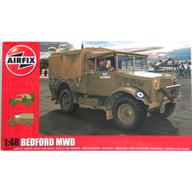 AIRFIX AIR 3313 BEDFORD MWD TRUCK 1/48 MODEL KIT