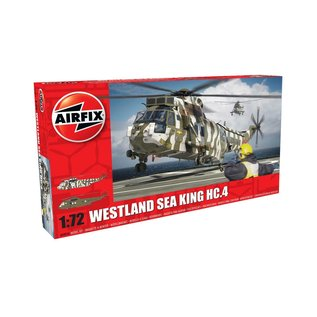 AIRFIX AIR 4056 WESTLAND SEA KING HELI 1/72 MODEL KIT