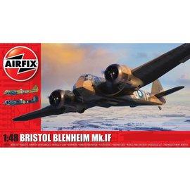 AIRFIX AIR 09186 BRISTOL BLENHEIM MK IF 1/48 MODEL KIT