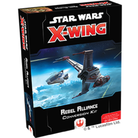 FANTASY FLIGHT FFG SWZ06 XWING REBEL CONVERSION KIT