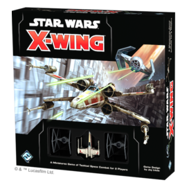 FANTASY FLIGHT FFG SWZ01 XWING CORE SET 2.0