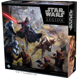 FANTASY FLIGHT FFG SWL01 Star Wars LEGION CORE SET