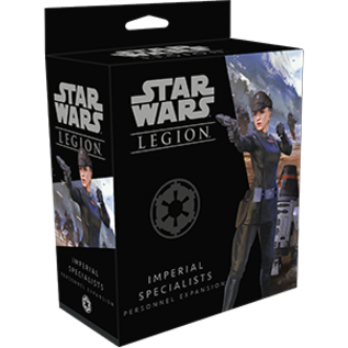 FANTASY FLIGHT FFG SWL27 IMPERIAL SPECIALISTS