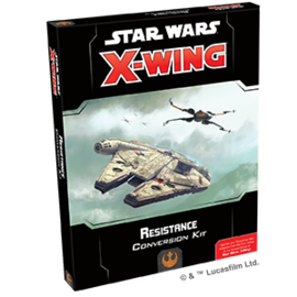 FANTASY FLIGHT FFG SWZ19 RESISTANCE CONVERSION