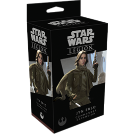 FANTASY FLIGHT FFG SWL31 JYN ERSO FIGURE