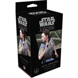 FANTASY FLIGHT FFG SWL12 LEIA ORGANA EXPANSION