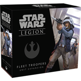 FANTASY FLIGHT FFG SWL13 FLEET TROOP EXPANSION