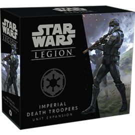 FANTASY FLIGHT FFG SWL34 IMPERIAL DEATH TROOP EXPANSION