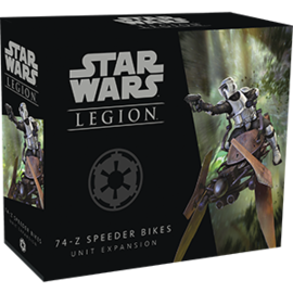FANTASY FLIGHT FFG SWL06 74Z SPEEDER BIKES