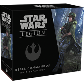 FANTASY FLIGHT FFG SWL21  REBEL COMMANDO EXPANSION