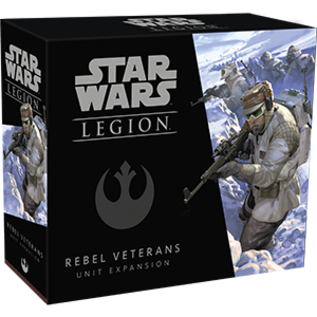 FANTASY FLIGHT FFG SWL39 REBEL VETERANS EXPANSION