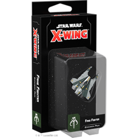 FANTASY FLIGHT FFG SWZ17 FANG FIGHTER STAR WARS XWING