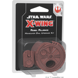 FANTASY FLIGHT FFG SWZ09 REBEL MANEUVER DIALS