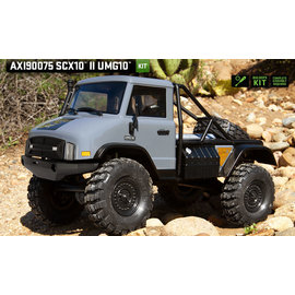 AXIAL RACING AXI 90075 AXIAL RACING UMG10 CRAWLER  KIT