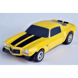 AFX AFX 21048 MG+ '70 Camaro Z28 Yellow slot car