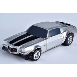 AFX AFX 21049 MG+ '70 Camaro Z28 Silver slot car
