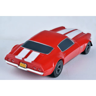 AFX AFX 22002 CAMARO SS350 RED SLOT CAR