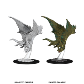 WIZKIDS W/K 73710 YOUNG BRONZE DRAGON WAVE 9