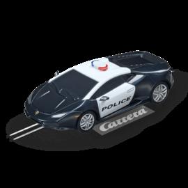 CARRERA CAR 64098 LAMBORGHINI HURACAN LP 610-4 POLICE