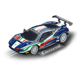 CARRERA CAR 64115 FERRARI 488 GT3 GO SLOT CAR