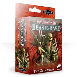 GAMES WORKSHOP WAR 60120707002 WH UNDERWORLDS BEASTGRAVE THE GRYMWATCH