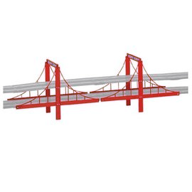 CARRERA CAR 61604 BRIDGE SET GO SLOT