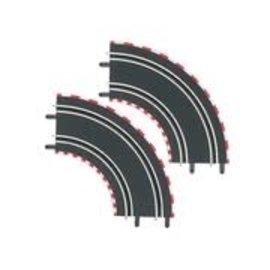 CARRERA CAR 20061603 CURVE 1/90 GO SYSTEM