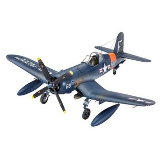 REVELL GERMANY REV 63995 F4U CORSAIR 1/72 WET SET
