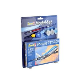 REVELL GERMANY REV 63999 BOEING 747-200 WET KIT