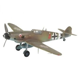 REVELL GERMANY REV 64160 MESSERSCHMITT BF 109 G10 WET SET 1/72