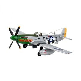 REVELL GERMANY REV 64148 P51D MUSTANG 1/72 WET SET