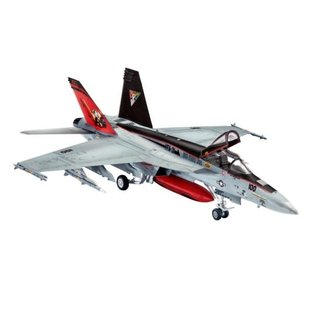 REVELL GERMANY REV 63997 FA18 SUPER HORNET WET SET
