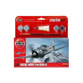 AIRFIX AIR 55110 1/72 Focke-Wulf FW190A-8 Starter Set