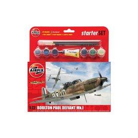 AIRFIX AIR A55213 DEFIANT WET KIT 1/72