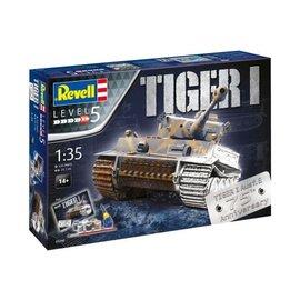 REVELL GERMANY REV 05790 1/35 TIGER GIFT SET  WET