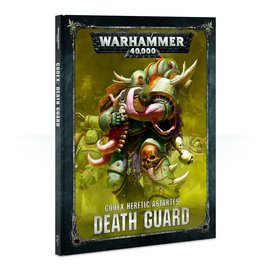 GAMES WORKSHOP WAR 60030102017 DEATH GUARD CODEX 8TH
