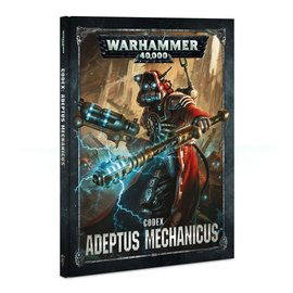 GAMES WORKSHOP WAR 60030116005 ADEPTUS MECHANICUS CODEX 8TH