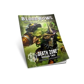 GAMES WORKSHOP WAR 60040999003 BLOOD BOWL DEATH ZONE SEASON TWO