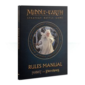GAMES WORKSHOP WAR 60041499039 MIDDLE-EARTH STRATEGY BATTLE GAME RULES MANUAL