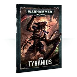 GAMES WORKSHOP WAR 60030106008 TYRANID CODEX 8TH
