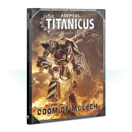 GAMES WORKSHOP WAR 60040399009 ADEPTUS TITANICUS DOOM OF MOLECH