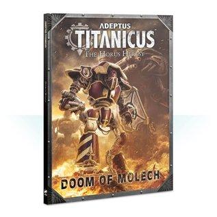 GAMES WORKSHOP WAR 60040399009 ADEPTUS TITANICUS DOOM OF MOLECH