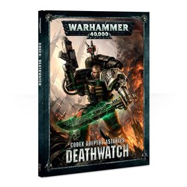 GAMES WORKSHOP WAR 60030109003 CODEX ADEPTUS ASTARTES DEATHWATCH 8TH
